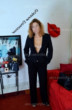 Kaysia escorte massage érotique tescort à Trélazé
